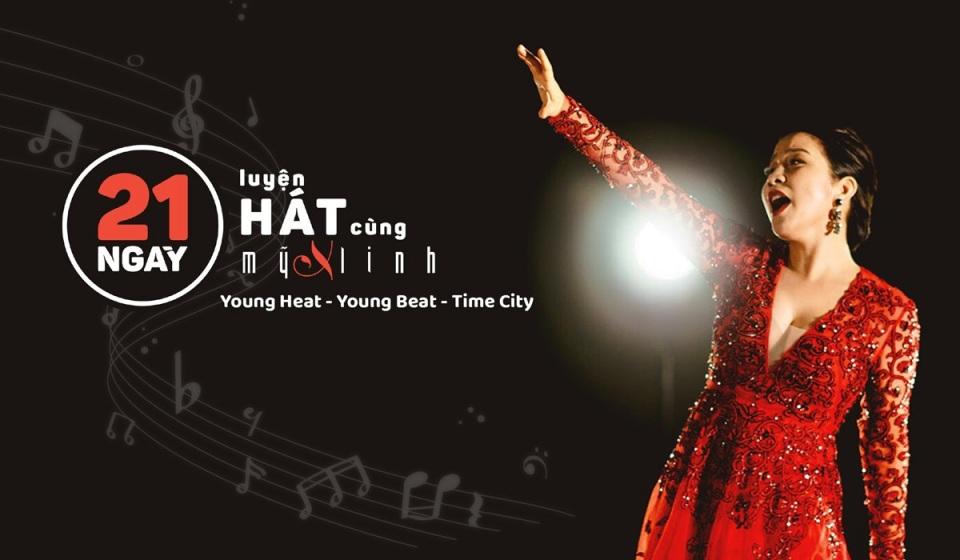 Khóa học 21 ngày luyện hát cùng ca sĩ Mỹ Linh