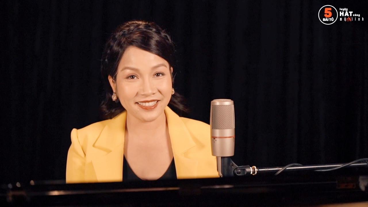 Khóa học: Luyện hát hay 5 bài tủ cùng Mỹ Linh